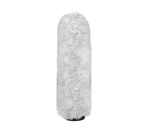 Boya BY-P320 Inside Depth 320mm Fur Windscreen Furry Windshield Muff for Shotgun Capacitor Microphone Wind Shield Mic Protection