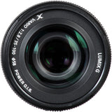 Panasonic Lumix G X Vario 35 100mm F2.8 II POWER O.I.S. Lens