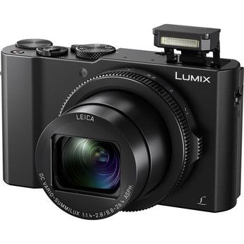 Panasonic Lumix DMC LX10 Digital Camera 20mp with Wifi 4k