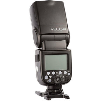 Godox V860II-S V860IIS Speedlite GN60 HSS 1/8000s TTL Flash Light V860 for Sony