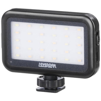 Sevenoak SK-PL30 Mini LED Video Light for Vlogging and Photography for Cameras