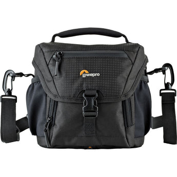 Lowepro Nova 140 AW II Camera Shoulder Bag (Black)