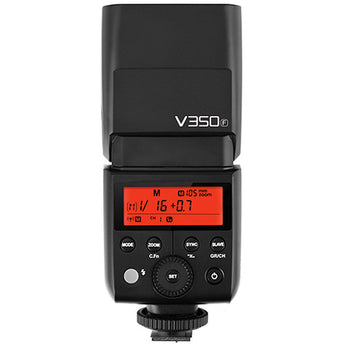 Godox V350F TTL Wireless Camera Flash Speedlite 1/8000s HSS for Fujifilm