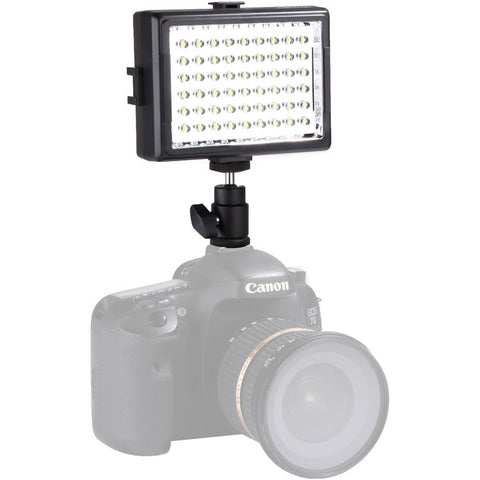 Sevenoak SK-LED54B LED on Camera Light 54 High Intensity LED Day Light