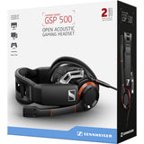 Sennheiser GSP 500 Professional Noise-Canceling Open-Back Design Gaming Headset