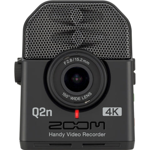 Zoom Q2n-4K 4K Handy Video Recorder