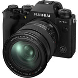 FUJIFILM X-T4 Mirrorless Digital Camera with 16-80mm Lens