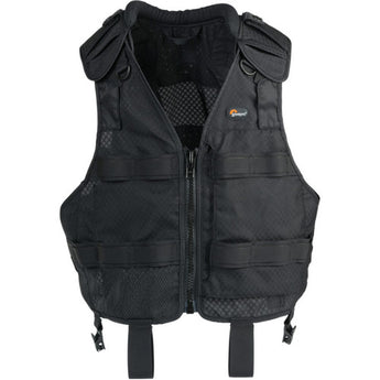 Lowepro S&F Technical Vest for Journalists and Photographers (L/XL)