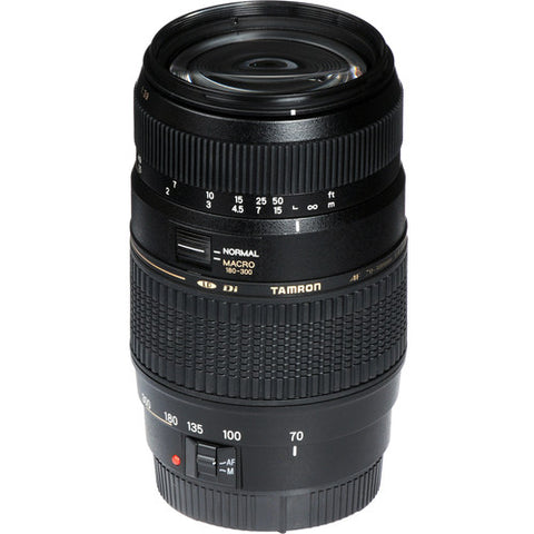 Tamron A17 Zoom Telephoto AF 70-300mm f/4-5.6 Di LD Macro Lens for Canon