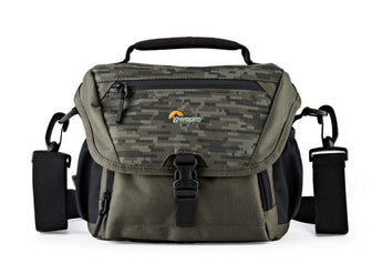Lowepro Nova 160 AW II Camera Shoulder Bag Mica / Pixel Camo