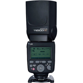 Yongnuo YN680EX-RT 2.4G Wireless 1/8000s HSS TTL Flash Speedlite GN60 with 2000mAh Lithium Battery