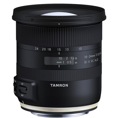 Tamron B023 10-24mm f/3.5-4.5 Di II VC HLD Wide Angle Lens for Canon EF