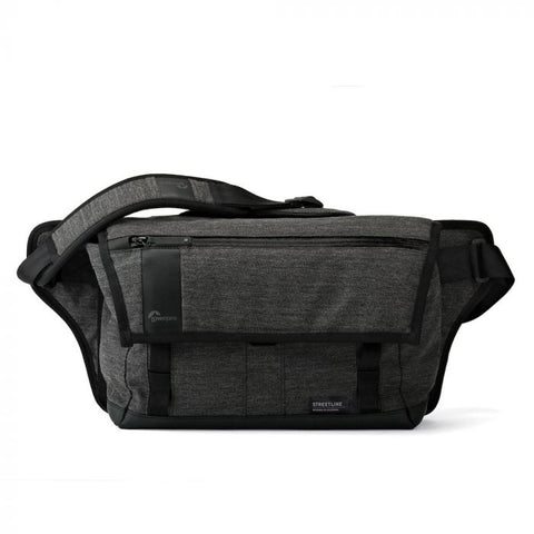 Lowepro StreetLine SL 140 Sling Camera Bag (Charcoal Gray)