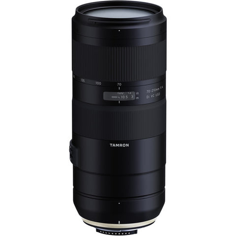 Tamron A034N 70-210mm f/4 Di VC USD Lens for Nikon F