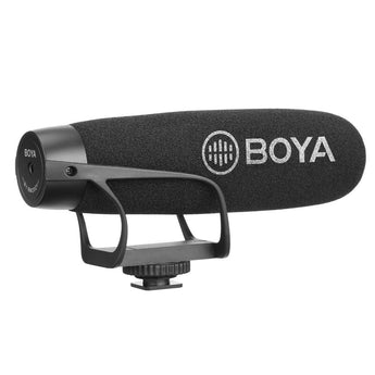 Boya BY-BM2021 On Camera Professional Wired Microphone