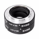 Meike MK-F-AF3A Metal Auto Focus Macro Extension Tube 10mm 16mm for FUJIFILM Fuji Camera