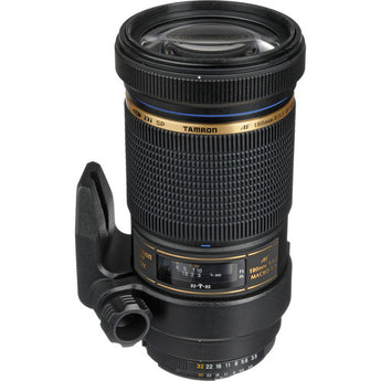 Tamron B01 AF SP 180mm f/3.5 Di LD IF Macro Telephoto Prime Lens for Nikon