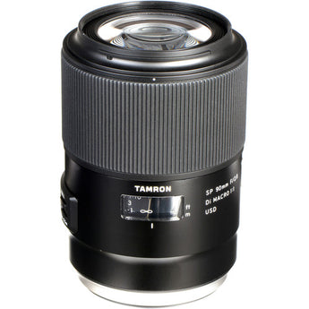 Tamron F017 SP 90mm f/2.8 Di Macro 1:1 USD Prime Lens for Sony