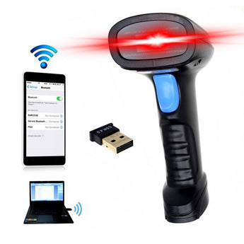 Logicscan YK-BW3 Bluetooth Wireless Barcode Scanner