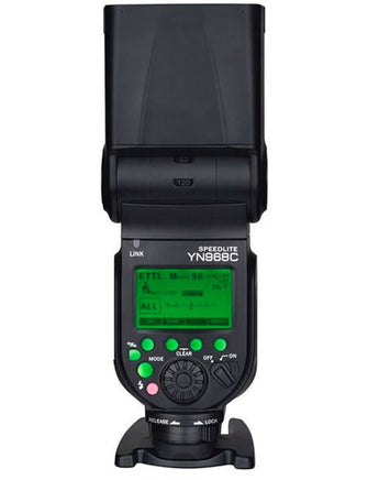 Yongnuo YN968C 2.4G Wireless High-speed Sync TTL 1/8000s Flash Speedlite for Canon