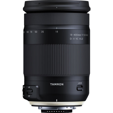 Tamron B028 18-400mm f/3.5-6.3 Di II VC HLD Lens for Canon EF