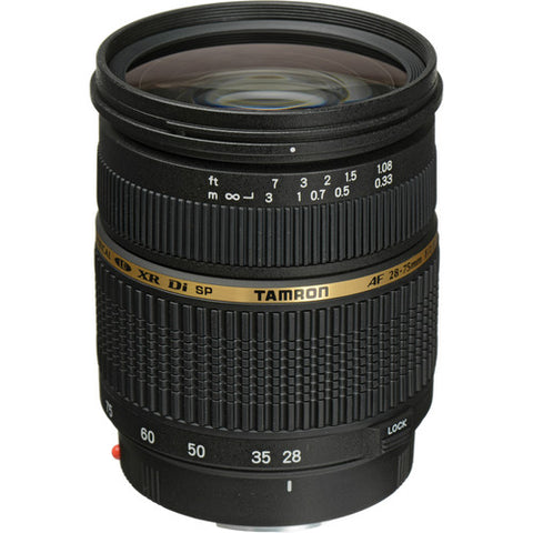 Tamron A09 SP 28-75mm f/2.8 XR Di LD Aspherical (IF) Autofocus Lens for Sony