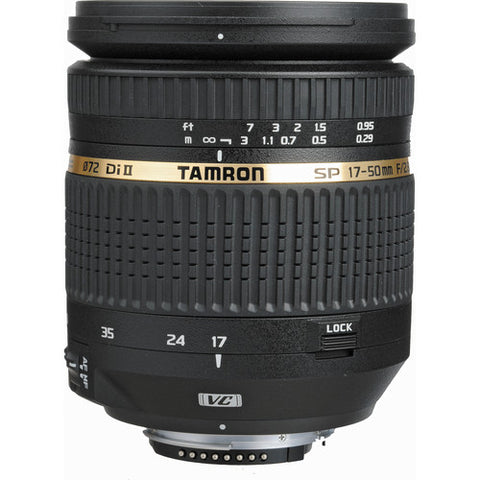 Tamron B005 SP AF 17-50mm f/2.8 XR Di-II VC LD Aspherical (IF) Lens for Nikon F