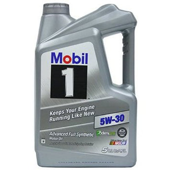 Mobil 1 120764 Synthetic Motor Oil 5W-30, 5 Quarts