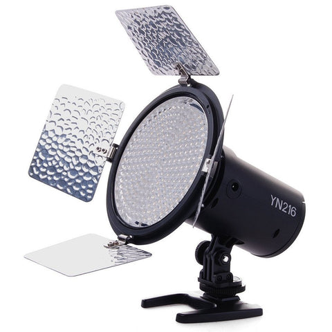 Yongnuo YN216 5500k Daylight White LED On-Camera Light Flash