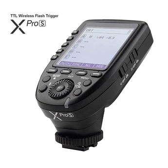 Godox XPRO-S 2.4G Wirless Flash Trigger Transmitter for Sony