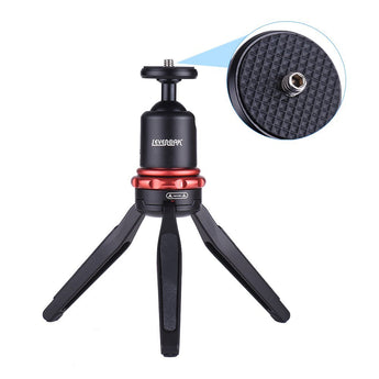 Sevenoak SK-T1 Mini Tabletop Video Tripod Stand Selfie Stick with Ball Head for Action Camera Gopro, DSLR, Smartphone