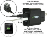 Wasabi Power Battery for GoPro HERO4 (3-Pack) and Triple Charger