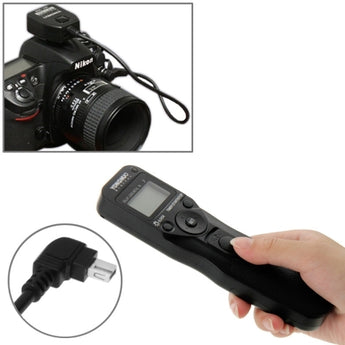 Yongnuo MC-36R N3 Wireless Timer Remote Control Shutter Release for Nikon