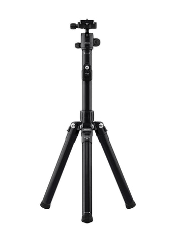 MeFOTO RoadTrip Air Tripod and Selfie Stick in One Kit Black