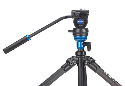Benro S2 Video Fluid Head