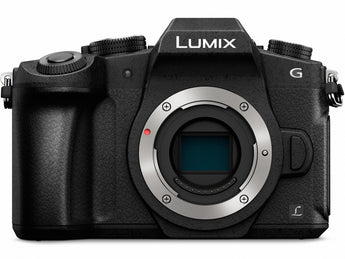Panasonic Lumix DMC-G85 Mirrorless Micro Four Thirds Digital Camera Body Only