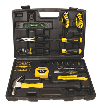 Stanley 94-248 65-Piece Homeowner's Tool Kit Set