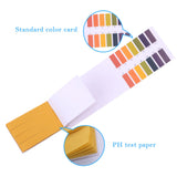 80 Strips PH Indicator Paper Litmus Paper Water Testing Kit