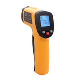 Benetech GM550 Non Contact Thermometer Laser Temperature Gun Infrared Thermometer -50° to 550° Celsius