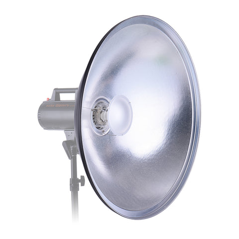 Pxel 550MM Beauty Dish Reflector with Honeycomb Grid Diffuser