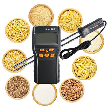 Digital Food Grain Rice Moisture Meter MD7822