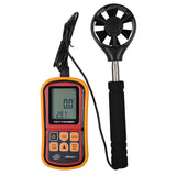 Benetech GM8901 Hand Held Anemometer 45m/s (88MPH) LCD Digital Thermometer Electronic Hand-held Wind Speed Gauge Meter