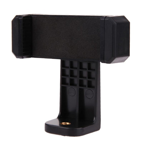 Universal Smartphone Tripod Adapter Cell Phone Holder Mount