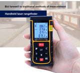 SNDWAY SW-E80 Laser Distance Meter 80M
