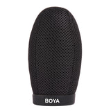 Boya BY-T120 Inside Depth 120mm Microphone Windshield Wind Shield Windscreen Foam for Professional Shotgun Mic Accessories