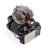 Boya BY-MM1 Compact On-Camera Video Microphone Youtube Vlogging Recording