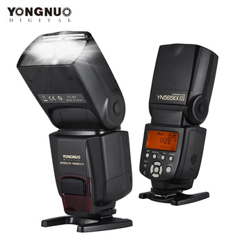 Yongnuo YN565EX III N Version 3 ETTL Speedlite Flash for Nikon Cameras