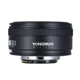 Yongnuo YN40mm F2.8N AF MF Wide Angle Prime Auto Focus Lens For Nikon DSLR Camera