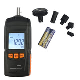 Benetech GM8906 Digital Handheld Contact Motor Tachometer LCD Speedometer Tach RPM Teste Rotate Speed Meter