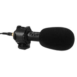BOYA BY-PVM50 Stereo Microphone Condenser Video Mic for Camera Camcorder DSLR